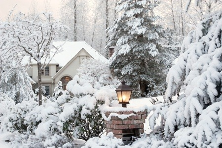 winterize your home and sprinkler system