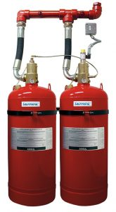 Novec 1230™ fire suppression